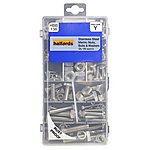 image of Halfords Assorted Stainless Steel Nuts, Bolts & Washers