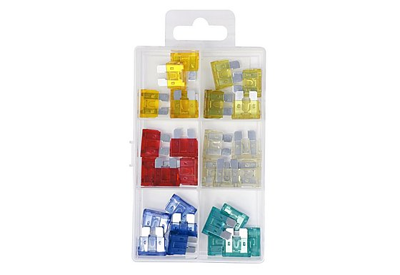 Halfords Assorted LED Blade Fuses