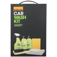 Halfords Standard Car Wash Kit