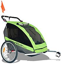 image of WeeRide Deluxe Child Bike Trailer