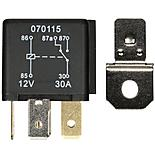Halfords HEF557 Relay 12V 30A 5 PIN