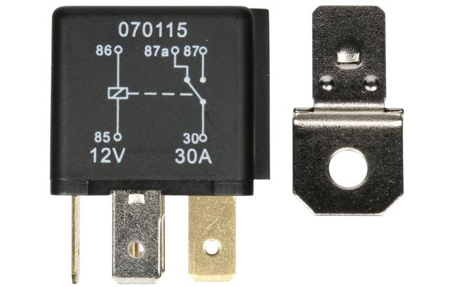 fuses electricals fixings car fuses auto electrical fixings image of halfords hef557 relay 12v 30a 5 pin