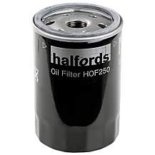 image of Halfords Oil Filter HOF250
