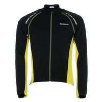 Boardman Mens Removable Sleeve Cycling Jacket - Medium