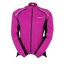 image of Boardman Womens Removable Sleeve Cycling Jacket