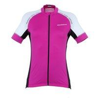 Boardman Womens Short Sleeve Cycling Jersey - Mulberry