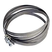 image of Halfords Quick Lock Hose Clip 25-700mm