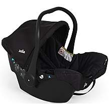 image of Joie Juva Classic 0+ Black Carbon Car Seat