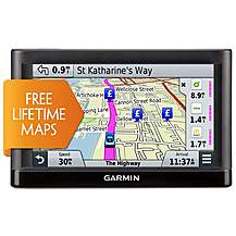 "image of Garmin Nuvi 55 LM 5"" UK, Ireland & Western Europe Lifetime Maps"