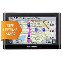 "Garmin Nuvi 55 LM 5"" UK, Ireland & Western Europe Lifetime Maps"