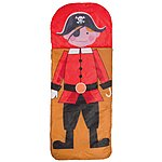 image of Aventura Kids Pirate Sleeping Bag