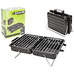 image of Briefcase BBQ Grill