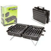 Briefcase BBQ Grill