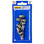 image of Halfords Brake Pipe Unions Metric Male