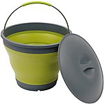 image of Outwell Collapsible Bucket with lid