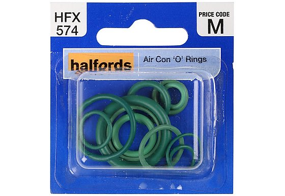 Halfords Air Con 'O' Rings