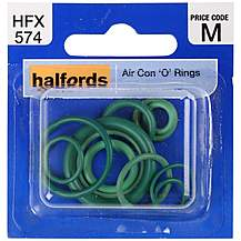 image of Halfords Air Con 'O' Rings