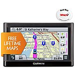 "image of Ex Display Garmin Nuvi 55 LM 5"" UK, Ireland & Western Europe Lifetime Maps"