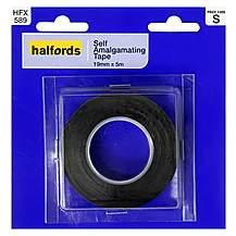 image of Halfords Self Amalgamating Tape 19mmx5m