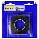 image of Halfords Self Amalgamating Tape 19mmx5m