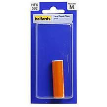 image of Halfords Lens Repair Tape Amber