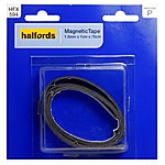 image of Halfords Magnetic Tape 75cm x 1cm x 1.5mm