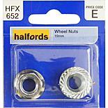 Halfords Wheel Nuts 10mm