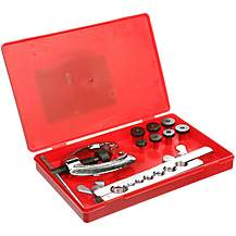 image of Halfords Brake Pipe Flaring Tool Kit