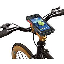 image of Tigra BikeConsole Smart 4 Handlebar Mount