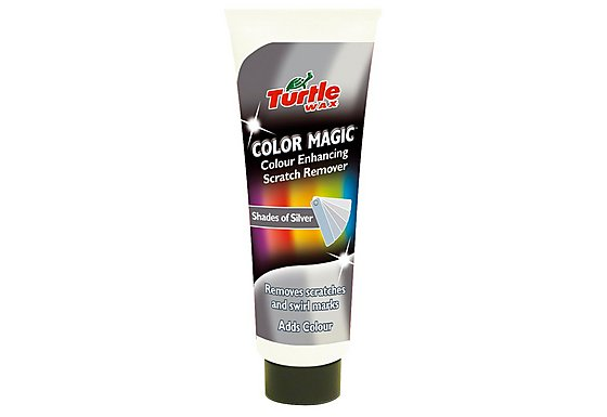 Turtle Wax Color Magic Scratch Remover - Silver 150g