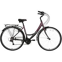 "image of Apollo Elyse Womens Hybrid Bike - 16"", 18"" Frames"