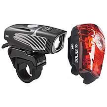 image of NiteRider Lumina Micro 350 & Solas 30 Bike Light Set