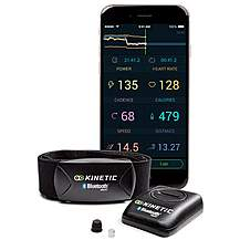 image of Kinetic InRide Bluetooth Sensor Pod with Heart Rate Monitor