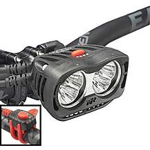image of NiteRider Pro 2800 Enduro Remote Front Bike Light