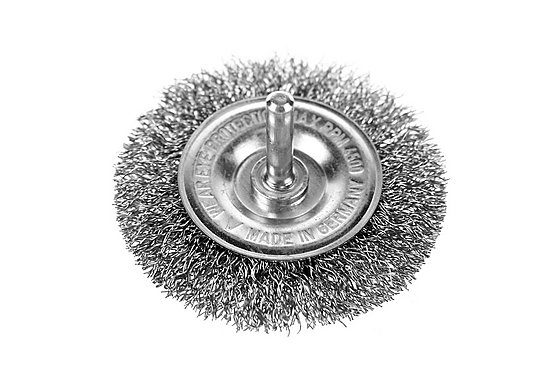 Halfords 75mm Wire Brush