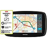 "TomTom GO 61 6"" Sat Nav with MyDrive & Lifetime Traffic & Lifetime World Maps"