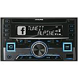 Alpine CDE-W296BT Double Din Car Stereo with Bluetooth