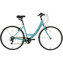 "image of Apollo Cafe Womens Hybrid Bike 2017 - 16"", 19"" Frames"