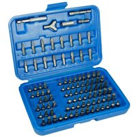 Halfords 100 piece Drill Bit Set