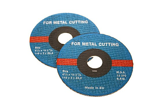 Halfords 115mm Metal Cutting Wheels