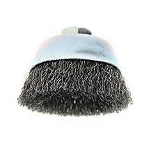 image of Halfords 60mm Wire Cup Brush