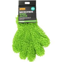 Halfords Microfibre Wheel Glove