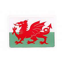 image of Welsh Dragon Badge