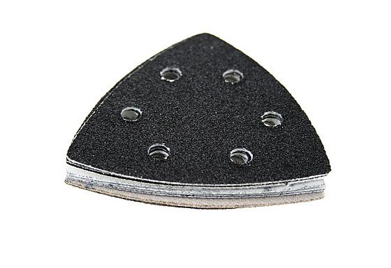 Halfords Assorted Grit Sanding Triangles