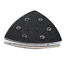 image of Halfords Assorted Grit Sanding Triangles
