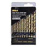 Halfords 13 piece HSS Twist Drills