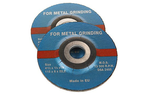 Halfords 115mm Metal Grinding Wheel