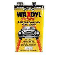 Hammerite Waxoyl Rustproofing Clear 5L