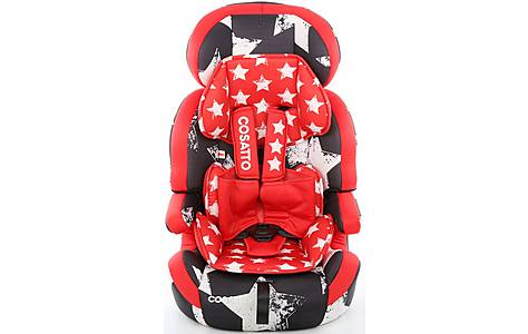 image of Cosatto Zoomi 123 5 Point Plus Child Car Seat