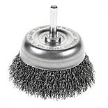 Halfords 75mm Wire Cup Brush